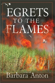 Egrets To The Flames