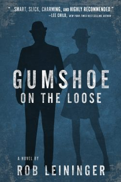 Gumshoe on the Loose (Mortimer Angel Novel #3)