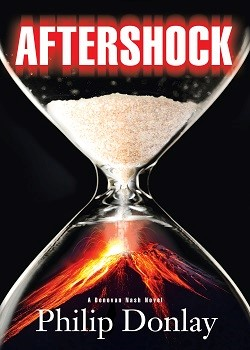 Aftershock (Donovan Nash Novel #5)
