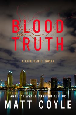 Blood Truth (Rick Cahill Novel #4)