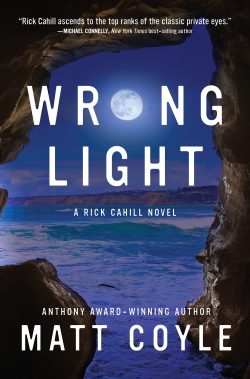 Wrong Light (Rick Cahill Novel #5)