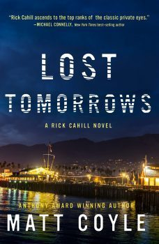 Lost Tomorrows (Rick Cahill Novel #6)