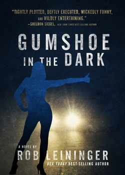Gumshoe in the Dark (Mortimer Angel Novel #5)