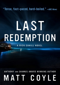 Last Redemption (Rick Cahill Novel #8)